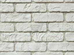 Плитка гипсовая для стен 210 х 10 х 65 м ( 1. 25 м кв/уп )