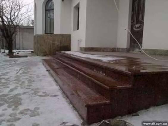 Плитка гранитная Днепропетровск