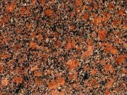 Плитка гранитная Новоданиловского месторождения (30мм)