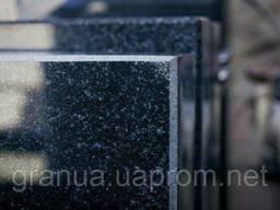 Плитка гранитная облицовочная 60х40х3 см из габбро