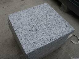Плитка гранитная: покостовского месторождения.