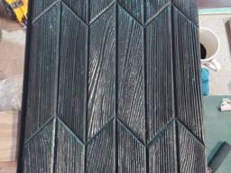 Плитка из дерева