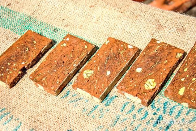 Плитка из старинного кирпича
