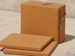 Плитка кислотоупорная толщиной 35, 20 мм