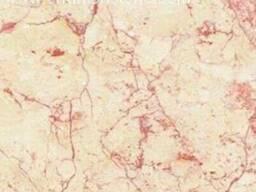 Плитка мраморная розовая (rozalia )