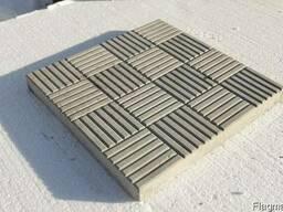 Плитка прессованная «паркет» 70х210х60
