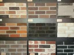 Плитка ручной работы для фасада и интерьера