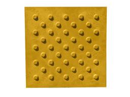 Плитка тактильная Конус 330х330х30мм