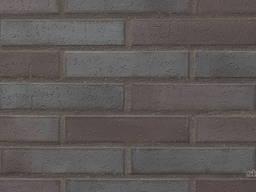 Плитка тротуарная. Stroeher Spaltklinker 336 (ригель)