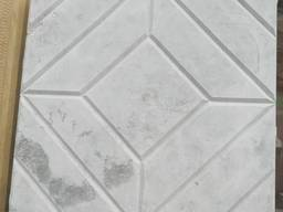 Плитка вібролита 250*250*60 в асортименте колір