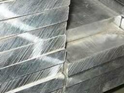 Плита алюминиевая высокопрочная 2024 Т4 10х1500х3000 мм
