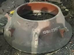 Плиты дробящие, брони, запчасти экг-5, сбш-250
