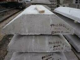 Плиты ленточных фундаментов ФЛ14-8-2