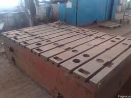 Плиты монтажно-сборочные сварочные 3000х2000мм.