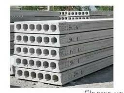 Плиты перекрытия 4-4, 4 м