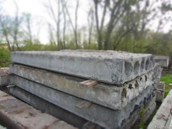 Плиты перекрытия 6000х1500х220 цена ярославль жби б у