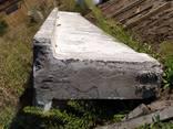 Плиты перекрытия бетонные, противовес и др. - фото 9