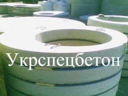 Плиты перекрытия колодцев 1ПП 20-1