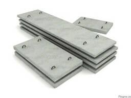 Плиты перекрытия лотков П1-8 (1200х400х80) гост цена