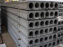 Плиты перекрытия многопустотные серийные ПК 18-10-8