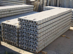 Плиты перекрытия ПК 57-10-8 , 5680 x 990 x 220мм