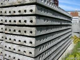 Плиты для перекрытия, панели ПК 7, 3 - 9 м