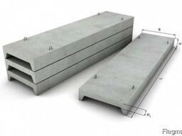 Плиты перекрытия, ребристые плиты перекрытия ПРС 56.15-15