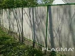 Шифер плоский Ф 15 х1200х800( Асбестоцементный )