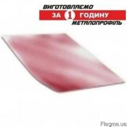 Плоский лист 1250 мм