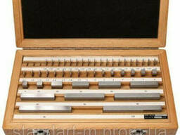 Концевые меры длины КМД, Плоскопараллельные концевые меры длины (КМД)