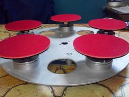 Мульти-диск для дисковых шлифовальных машин.