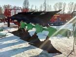 Плуг 4-х корпусный Bomet оборотный - фото 3
