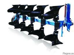 Плуг оборотный навесной ПОН-5 корпусный (4 1)