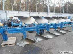 Плуг оборотный Rabe (Германия) 5 (3 1 1) корпусов (710)