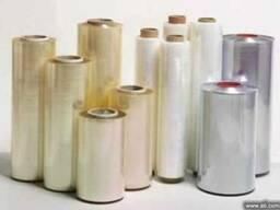 Плёнка термоусадочная PVC