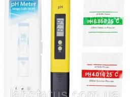 PН-метр PН-02 c автокалибровкой измеритель кислотности. ..