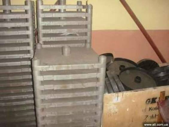 ПНД литьевых марок лом различных изделий