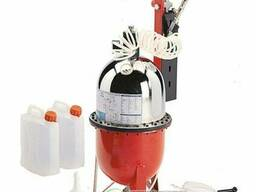 Пневматическая установка для прокачки тормозной системы и системы сцепления Flexbimec 3406