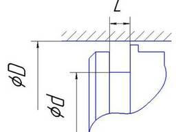 Пневматические уплотнения, манжеты поршня серия PAN 210