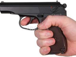 Пневматический пистолет KWC Makarov Blowback KMB44