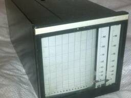 Пневматический регистрирующий прибор контроля ПКР. 2