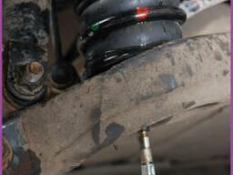 Пневмобаллоны на Kia Ceed HB 2011-on (пневмоподушки)