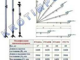 Пневмоподдержки FT-160A, FT-160B, FT-160C, FT-170 для YT, Y