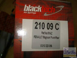 Пневмоподушка кабины blacktech 21009C