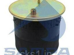 Пневмоподушка підвіски зі сталевим стаканом MAN ø290x264 mm SP 554862-K (Sampa)