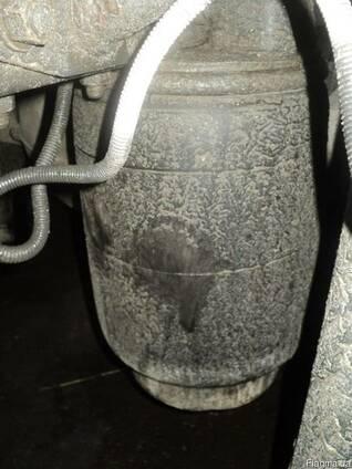 Пневмоподушки ( со стаканом ) Рено Магнум ( 400, 440, 480 )