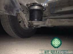 Пневмоподвеска на Fiat Doblo (Фиат Добло)