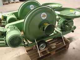 Пневмопогрузчик зерна BG 120 Neuero (Германия)