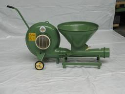 Пневмопогрузчик зерна BG 80 Neuero (Германия)
