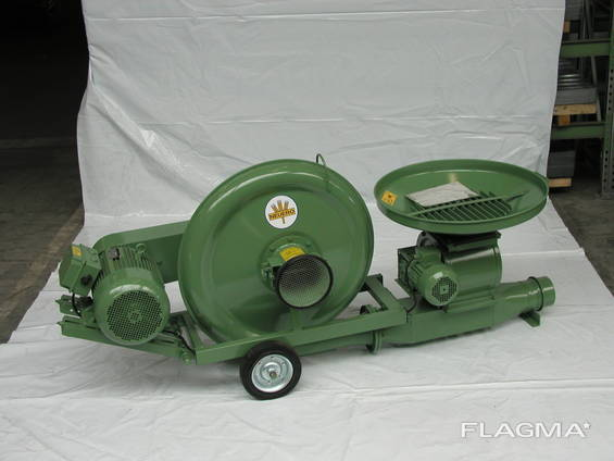 Пневмопогрузчик зерна BGSD 120 Neuero (Германия)